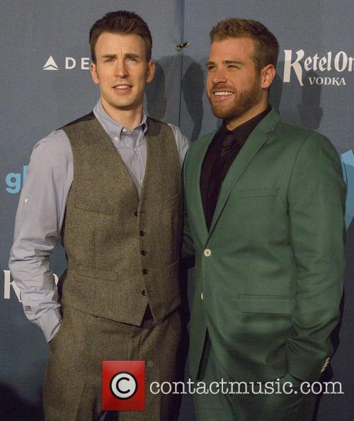 Chris Evans and Scott Evans 8