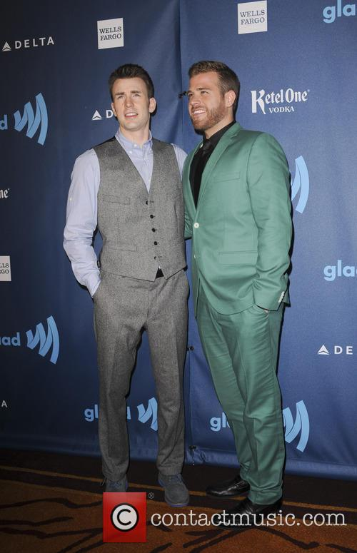 Chris Evans and Scott Evans 10