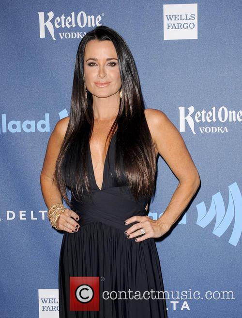 kyle richards 24th annual glaad media awards 3619007