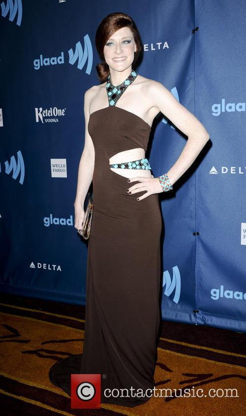 laura michelle 24th annual glaad media awards 3619010