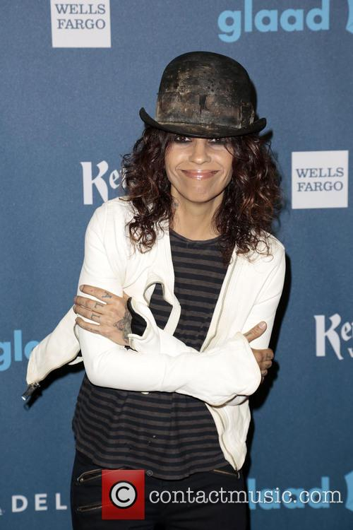 linda perry 24th annual glaad media awards 3619136