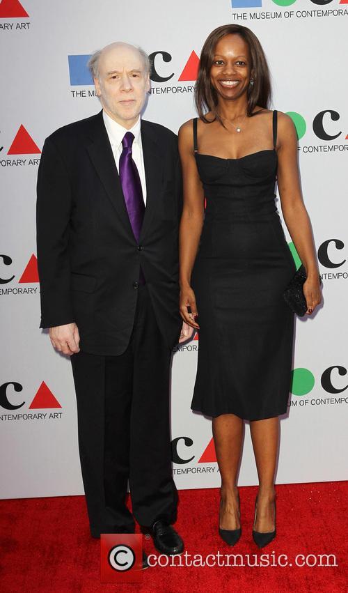 Dr David Conney and Dominique Shelton 1