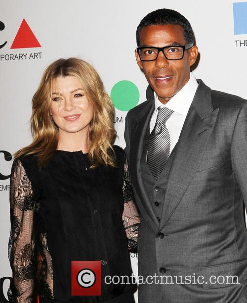 Ellen Pompeo and Chris Ivery 7