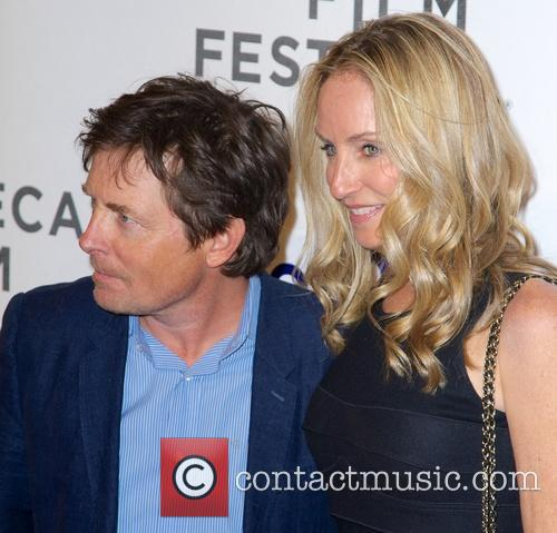 Michael J Fox and Tracy Pollan 3