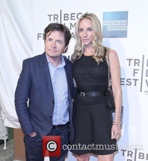 Michael J Fox and Tracy Pollen 3