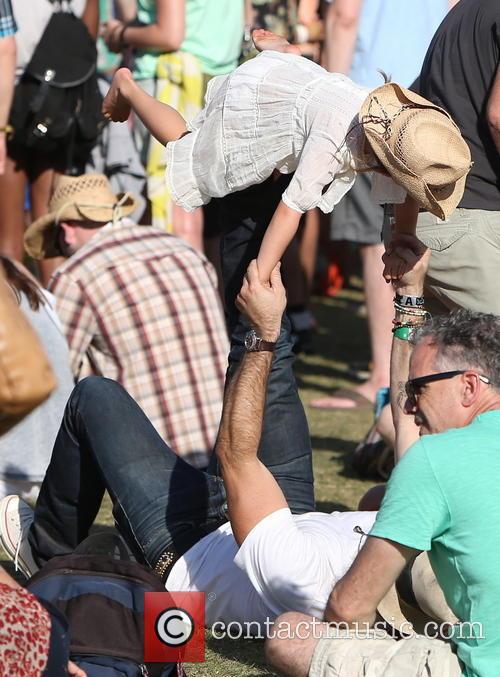 Jamie Mazur, Anja Mazur, Coachella Music Festival, Coachella