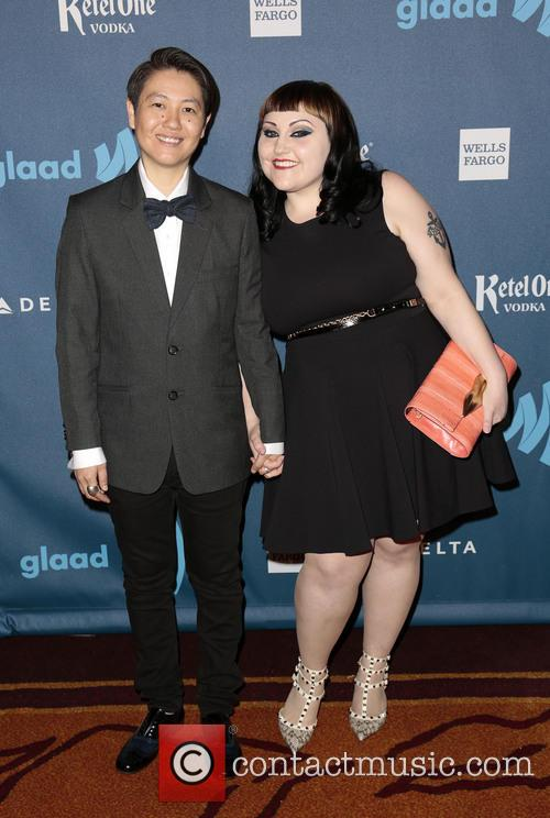 Kristen Ogata and Beth Ditto 4