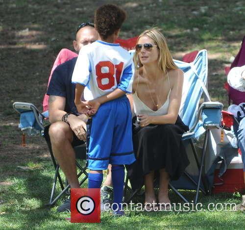 Heidi Klum and Martin Kristen 11