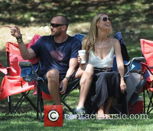 Heidi Klum and Martin Kristen 14