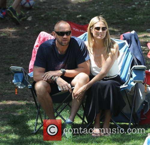 Heidi Klum and Martin Kristen 17