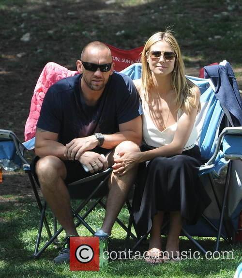 Heidi Klum and Martin Kristen 25