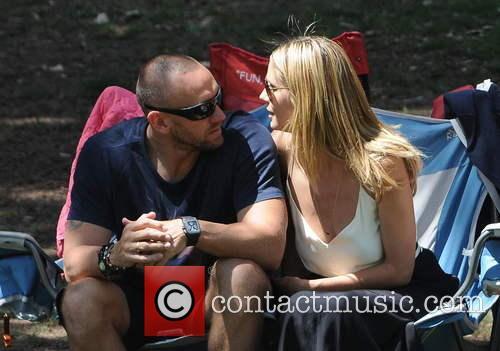 Heidi Klum and Martin Kristen 27