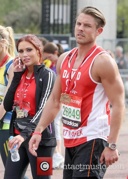 Amy Childs and Dave Peters 1
