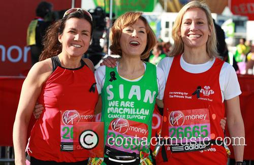 Susanna Reid, Sian Lloyd and Sophie Raworth 2