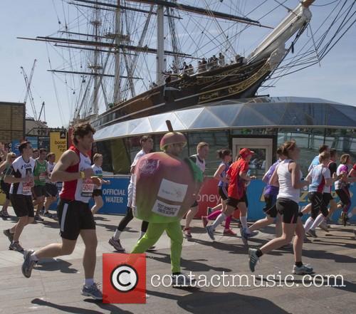 Fancy Dress Runner By Cutty Sark 4