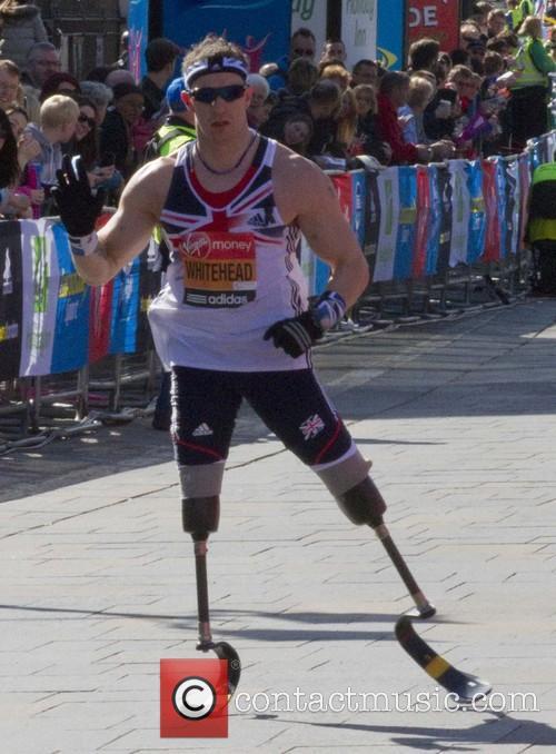 Para-olympian Richard Whitehead 4