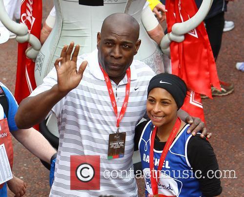 Frank Bruno and Rachel Bruno 1