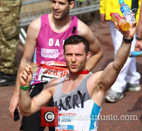 harry judd the 2013 virgin london marathon 3619789
