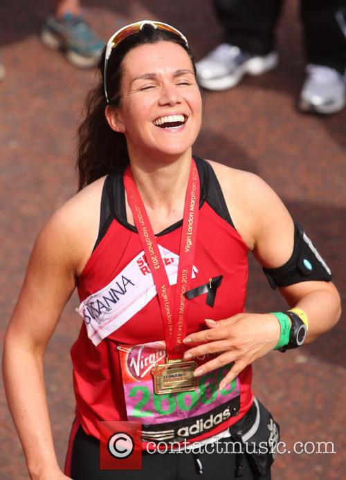 susanna reid the 2013 virgin london marathon 3619381
