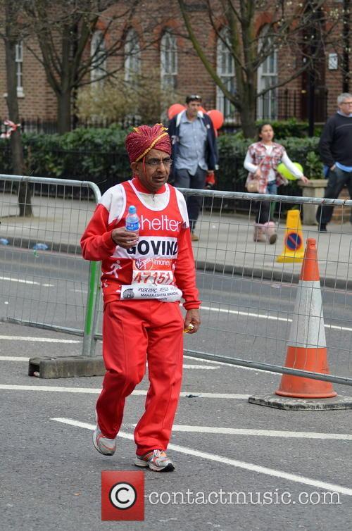 The London Marathon Runners 2