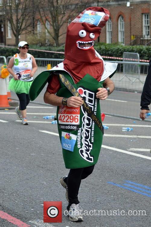 The London Marathon Runners 3