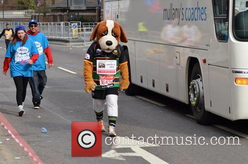 The London Marathon Runners 5