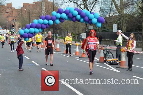 The London Marathon Runners 7