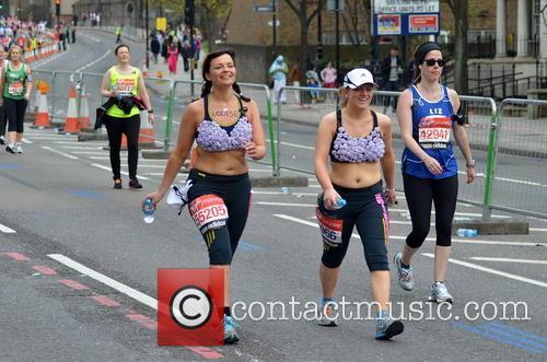 The London Marathon Runners 8