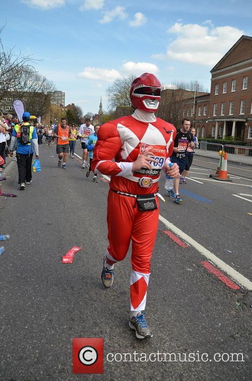 The London Marathon Runners 9