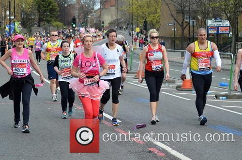 The London Marathon Runners 10