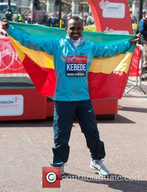 The London Marathon 2