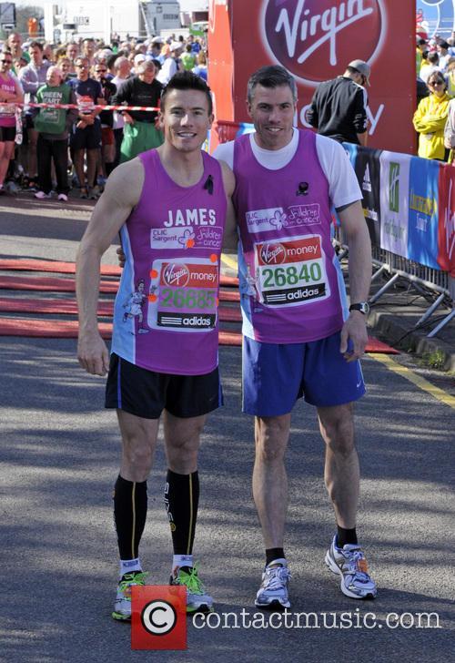 james toseland the 2013 virgin london marathon 3620150