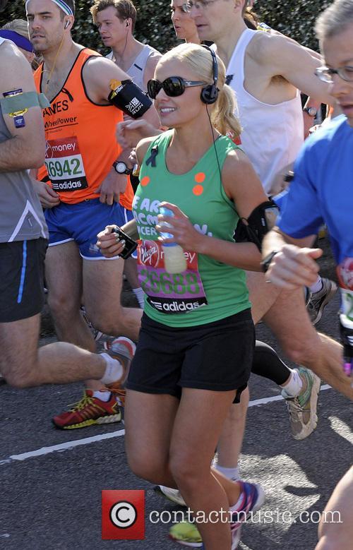 katherine jenkins the 2013 virgin london marathon 3620152