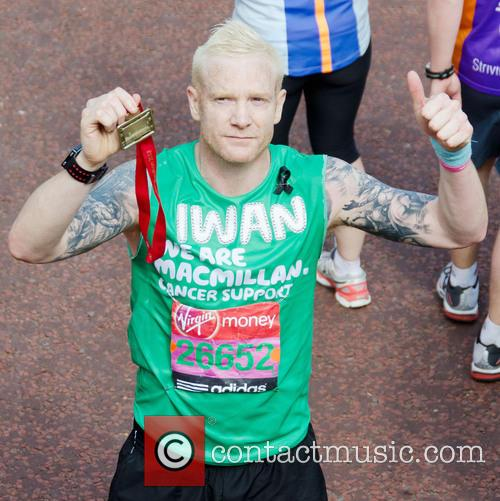 The 2013 Virgin London Marathon