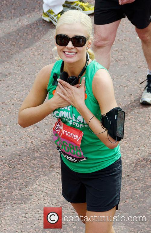 katherine jenkins the 2013 virgin london marathon 3620529