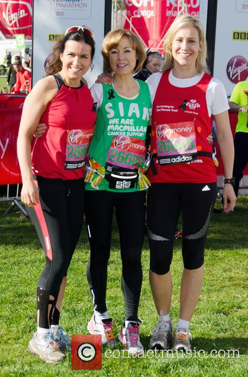 Susanna Reid, Sian Williams and Sophie Raworth 9