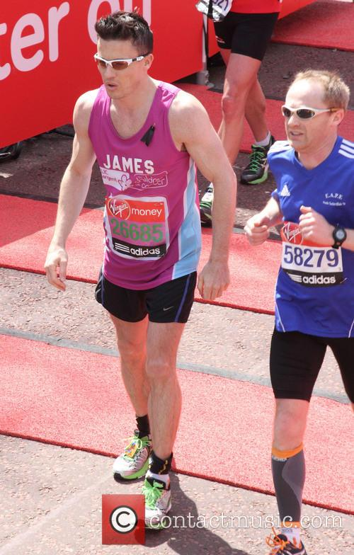 james toseland the 2013 virgin london marathon 3620734