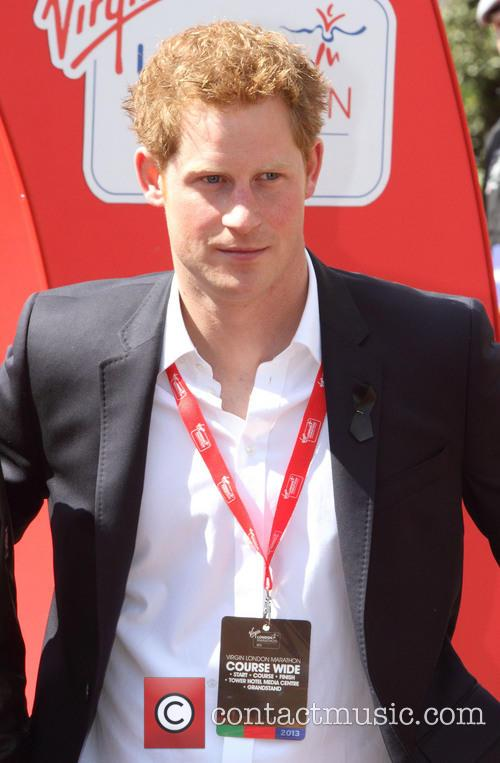 Prince Harry, The Mall