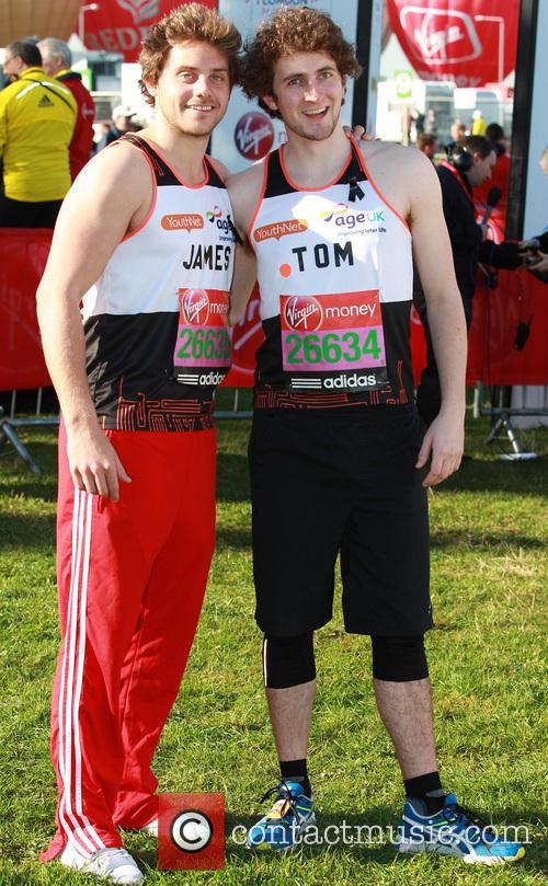 James Atherton and Tom Scurr 1