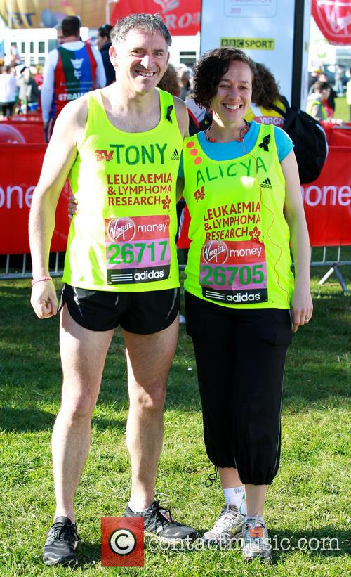 Tony Audenshaw and Alicya Eyo 2