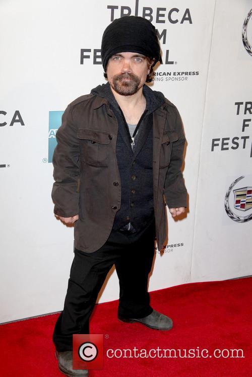 Peter Dinklage, BMCC Tribeca Performing Arts Center, Tribeca Film Festival