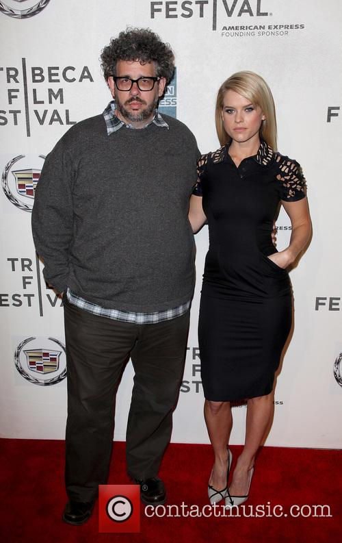 Neil Labute and Alice Eve 2