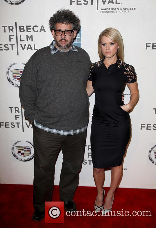 Neil Labute and Alice Eve 3