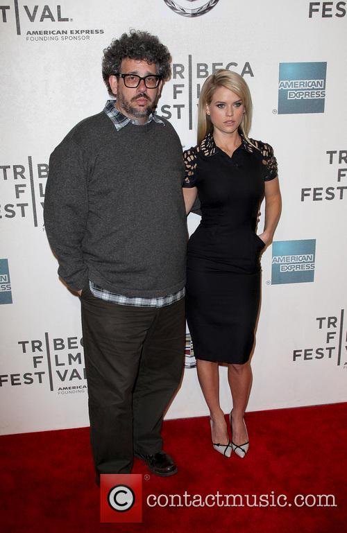 Neil Labute and Alice Eve 4