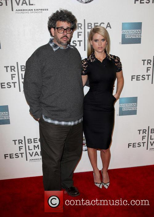 Neil Labute and Alice Eve 5