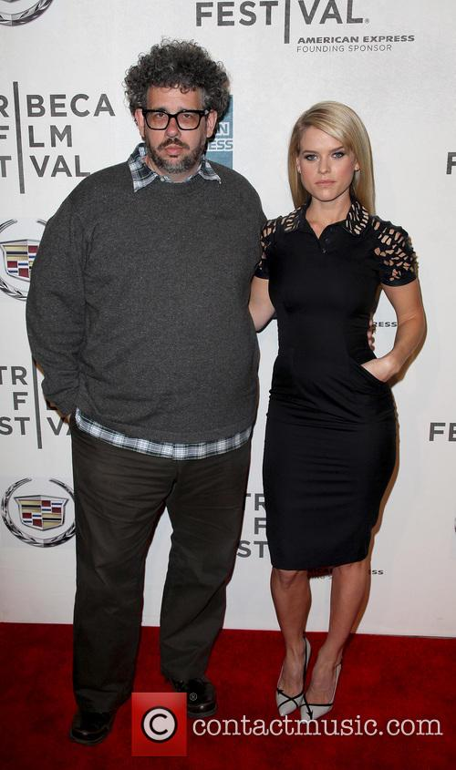 Neil Labute and Alice Eve 6