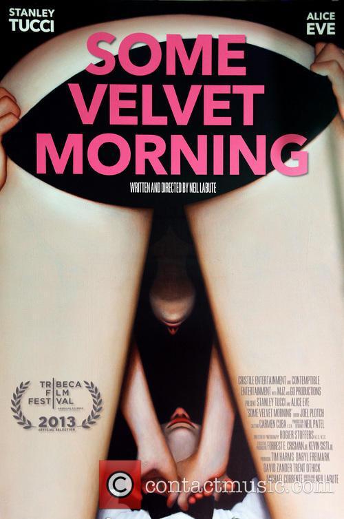 2013 Tribeca Film Festival 'Some Velvet Morning' premiere...