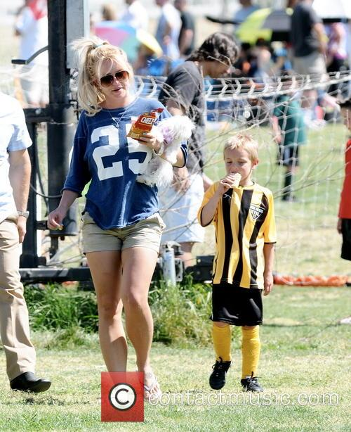 Britney Spears and Jayden James Federline 11