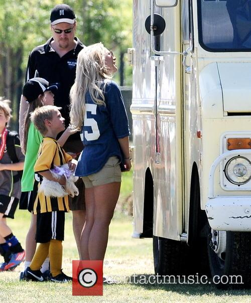 Britney Spears and Jayden James Federline 14