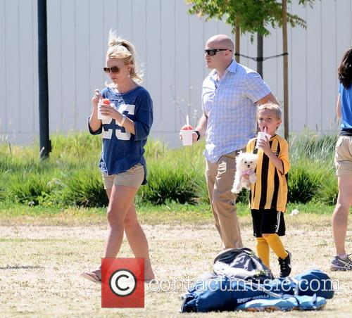 Britney Spears and Jayden James Federline 15